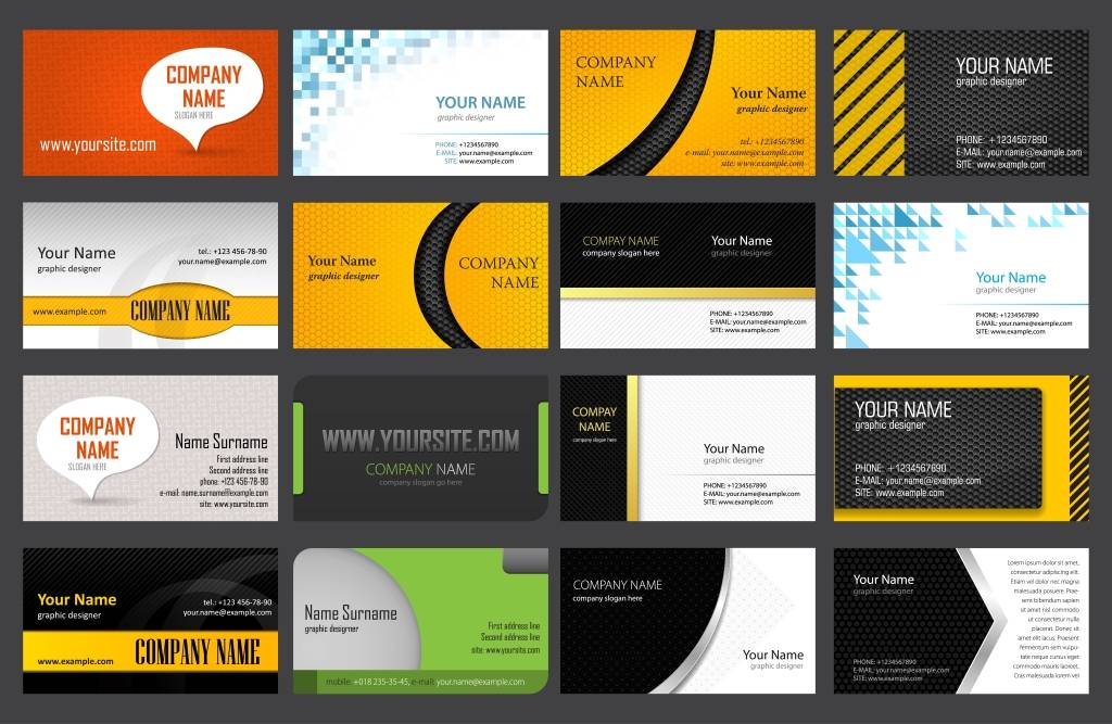 How to Design a Professional Business Card